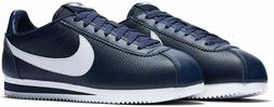 Hot sale!! Nike Cortez 749571-414  blue Men's Running Shoes