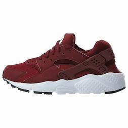 Nike Huarache Run Big Kids 654275-602 Team Red Running Shoes
