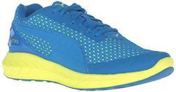 PUMA Men's Ignite Ultimate Layered Running Shoe, Electric Bl