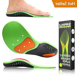 Snapsmile Shoes Insoles for Men and Women - Scientifically P
