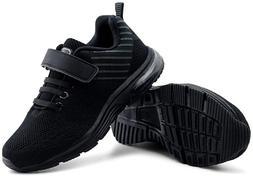 JABASIC Kids Lightweight Air Cushion Running Shoes Boys Girl
