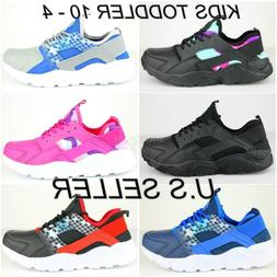 Kid's Sport Basketball Sneakers Shoes Athletic Running Tenni