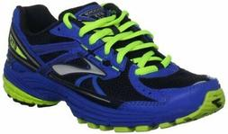 Kids Adrenaline GTS 13 Running Shoes Electic Blue /  Black S