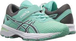 ASICS Kids Baby Girl's GT-1000 6 PS  Patina Green/Carbon/Opa