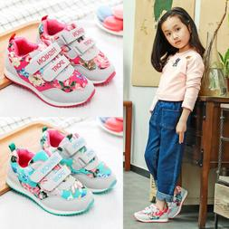 Kids Fashion Sports Shoes for Girls Children Running Casual