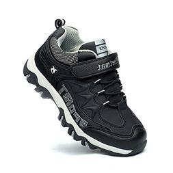 Feetmat Kids Hiking Shoes Waterproof Running Sneaker for Boy