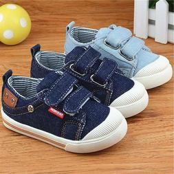 Kids Shoes for Girls Boys Sneakers Jeans Children Shoes Runn