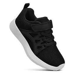 KIKOSOCKS Kids Sneaker Mesh Breathable Athletic Running Tenn