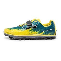Altra Mens King MT 1.5 Running Shoe, Color: Yellow, Size: 11