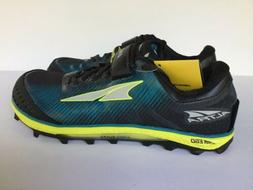 Altra King MT 2 ALM1952G016 Trail Running Shoes Teal Lime Me