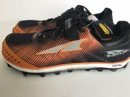 Altra King MT 2 ALM1952G080 Trail Running Shoes Black Orange