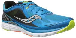SAUCONY Kinvara 5 Men's Running Shoes, Yellow/Red, US12