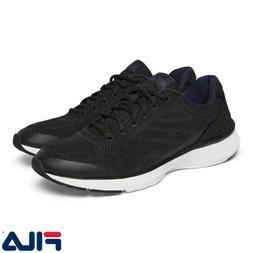 FILA Knit Athletic Men's Startup Memory Foam Sneaker/Running