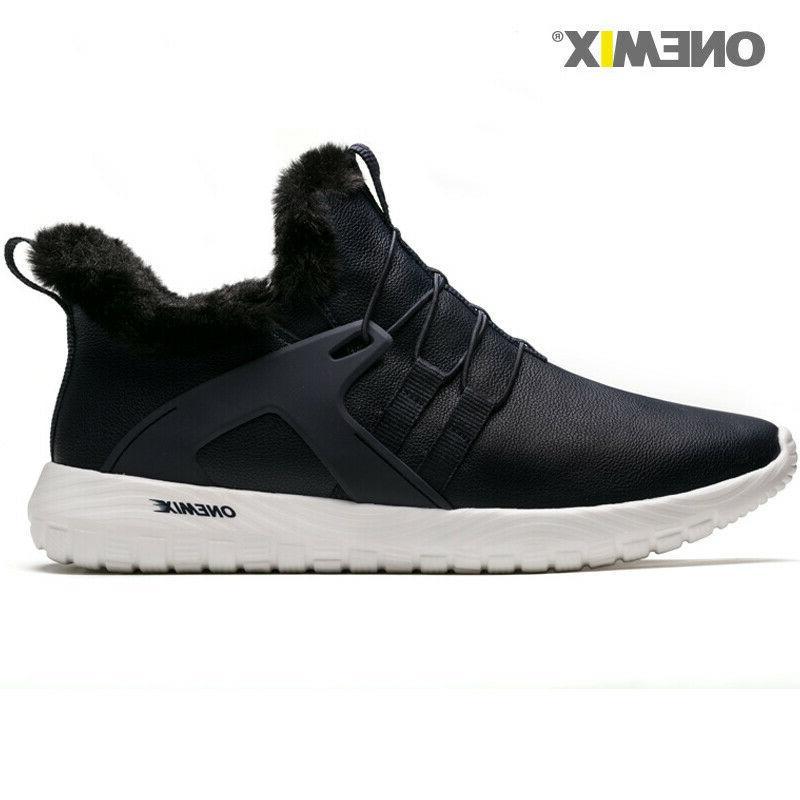 Onemix 1191 New Men's High Top Sneakers Casual Sport Running