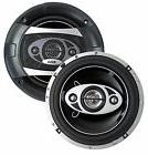 "2) NEW BOSS AUDIO P65.4C 6.5"" 4-Way 400W Car Coaxial Speaker"