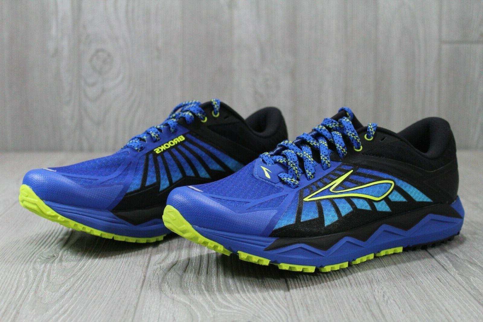 38 New Brooks 2 Blue Shoes Men's 9