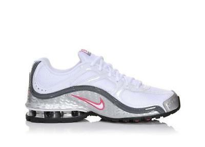 407987 116 NIKE REAX RUN 5 Women's Shoes White/Pink Pick Siz