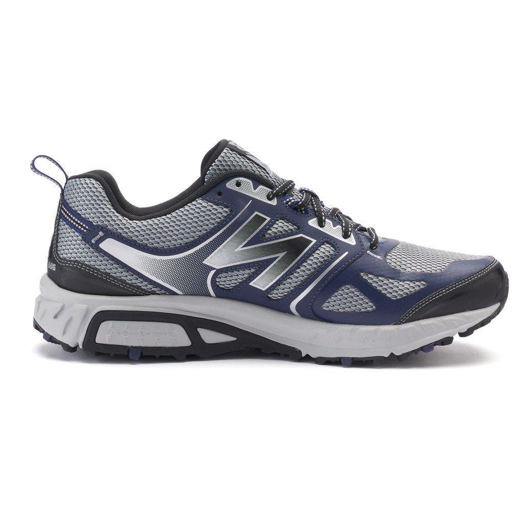 Trail Running Color Navy/Sliver