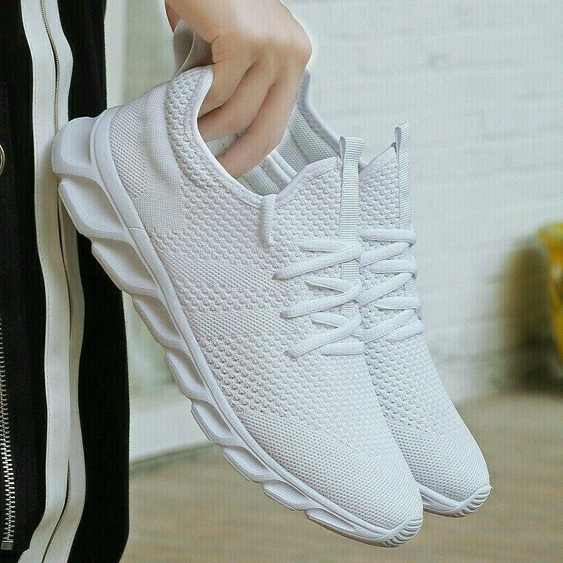 Mens Fashion Shoes Sneakers Breathable