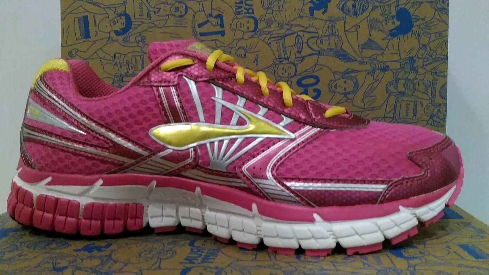 adrenaline gts 14 kids running shoes sizes