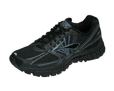 adrenaline gts kids black running shoes ideal