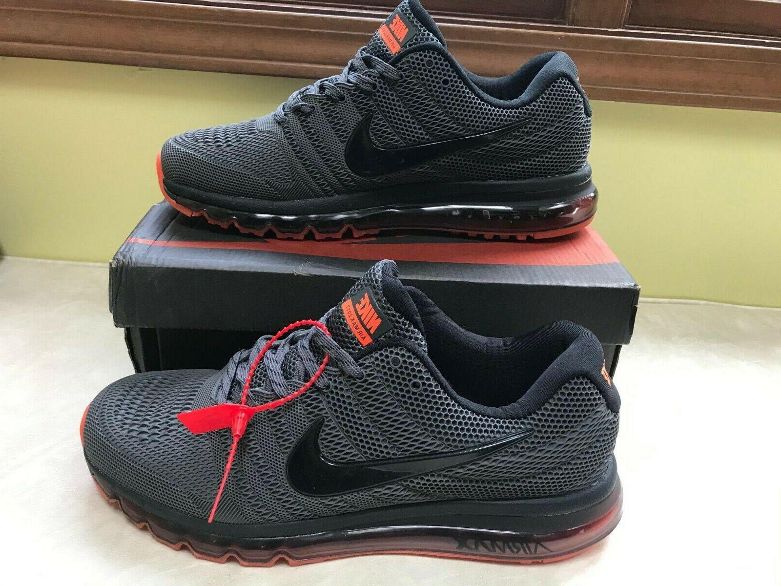 air max 2017 men s running trainers