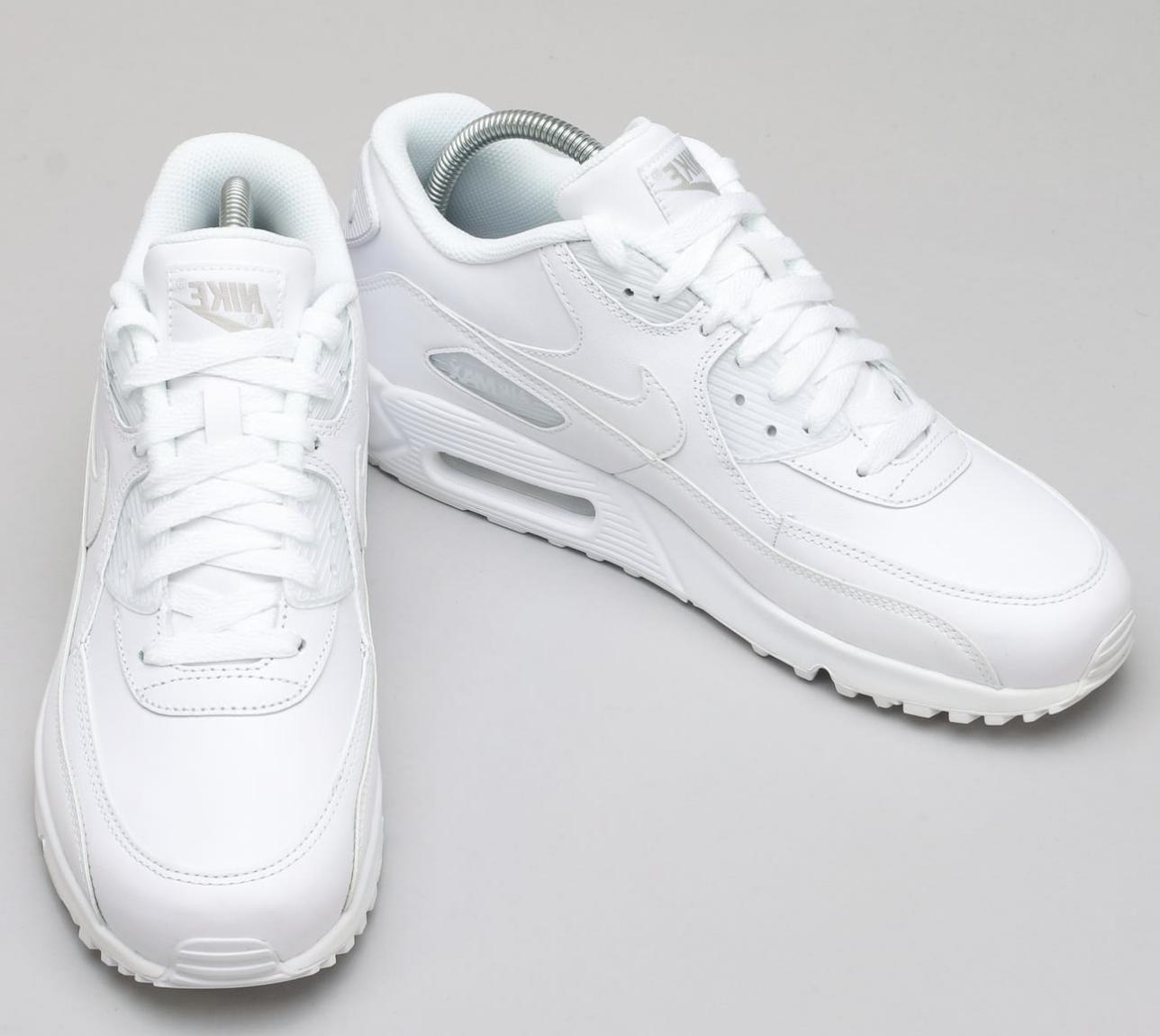 Nike Air Leather Triple Running Size
