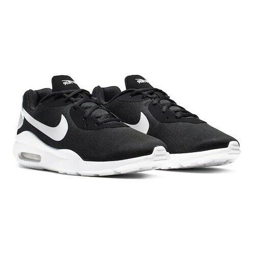 Nike Air Max OKETO Mens Black Running Cross Workout NIB