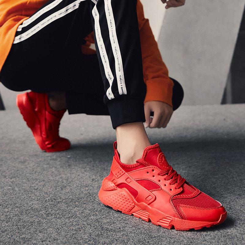Athletic Men's Sneakers Sport Walking