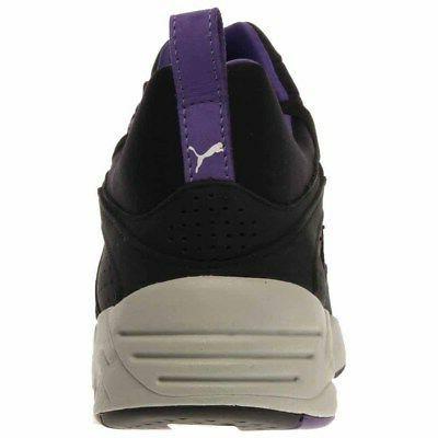 Puma Blaze Of Trinomic Crackle Running Shoes Black