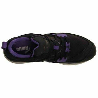 Puma Trinomic Running Shoes Black Mens - Size