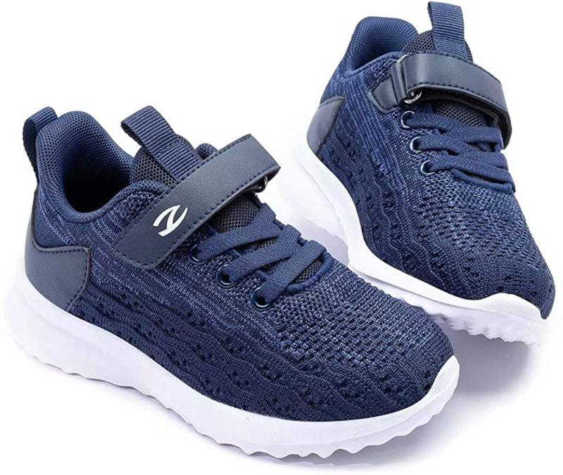 BODATU Kids Boys Girls Running Shoes Comfortable Fashion Lig