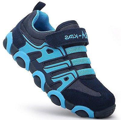 DADAWEN Strap Light Running Shoes(Tod...