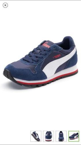 Boys Puma ST Runner NL Jr Running Shoes Sz 7