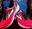 BRAND NEW IN BOX! BROOKS GHOST 10 WOMENS RUNNING SHOES PINK