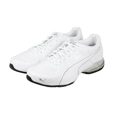 cell surin 2 fm mens white leather