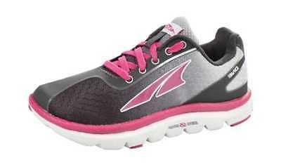 Altra Footwear Children's One Junior Running Shoe Raspberry