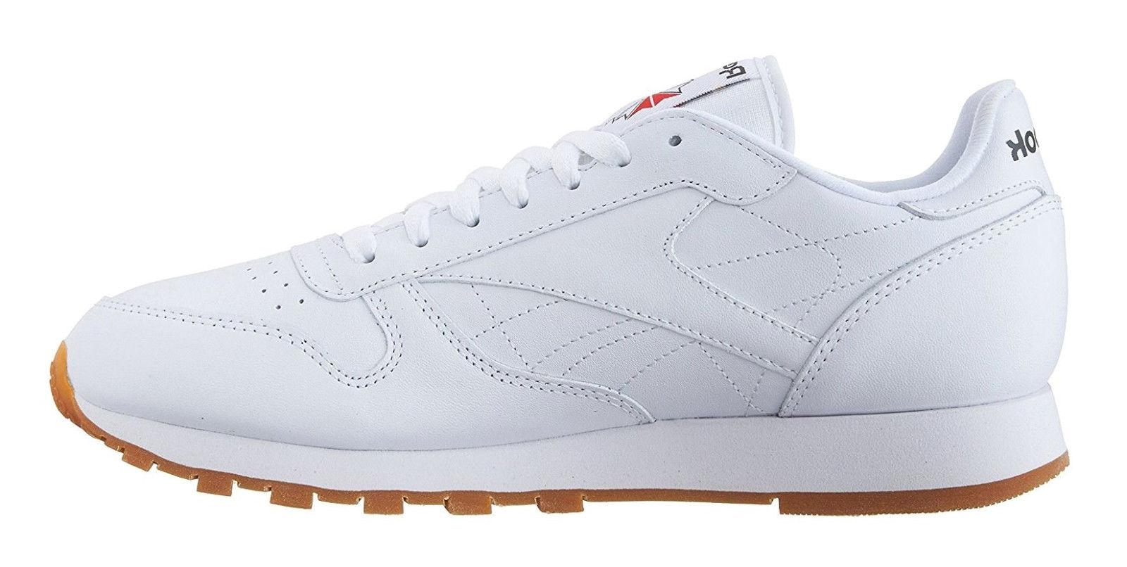 Reebok Leather White, Shoes