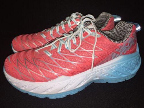 Hoka One One Clayton 2 Women's Running Shoes Dubarry Blue To