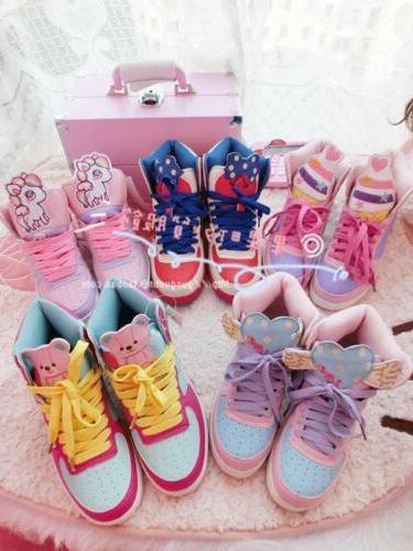 cute harajuku women s sport shoes amo