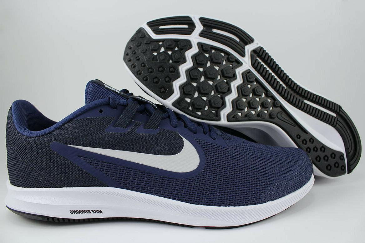 NIKE DOWNSHIFTER 9 EXTRA WIDE 4E EEEE NAVY