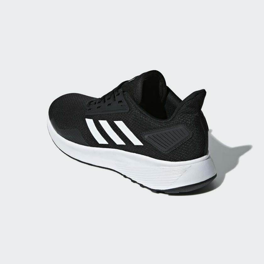Adidas Duramo 9 Running Black/White Size Ultra Nmd