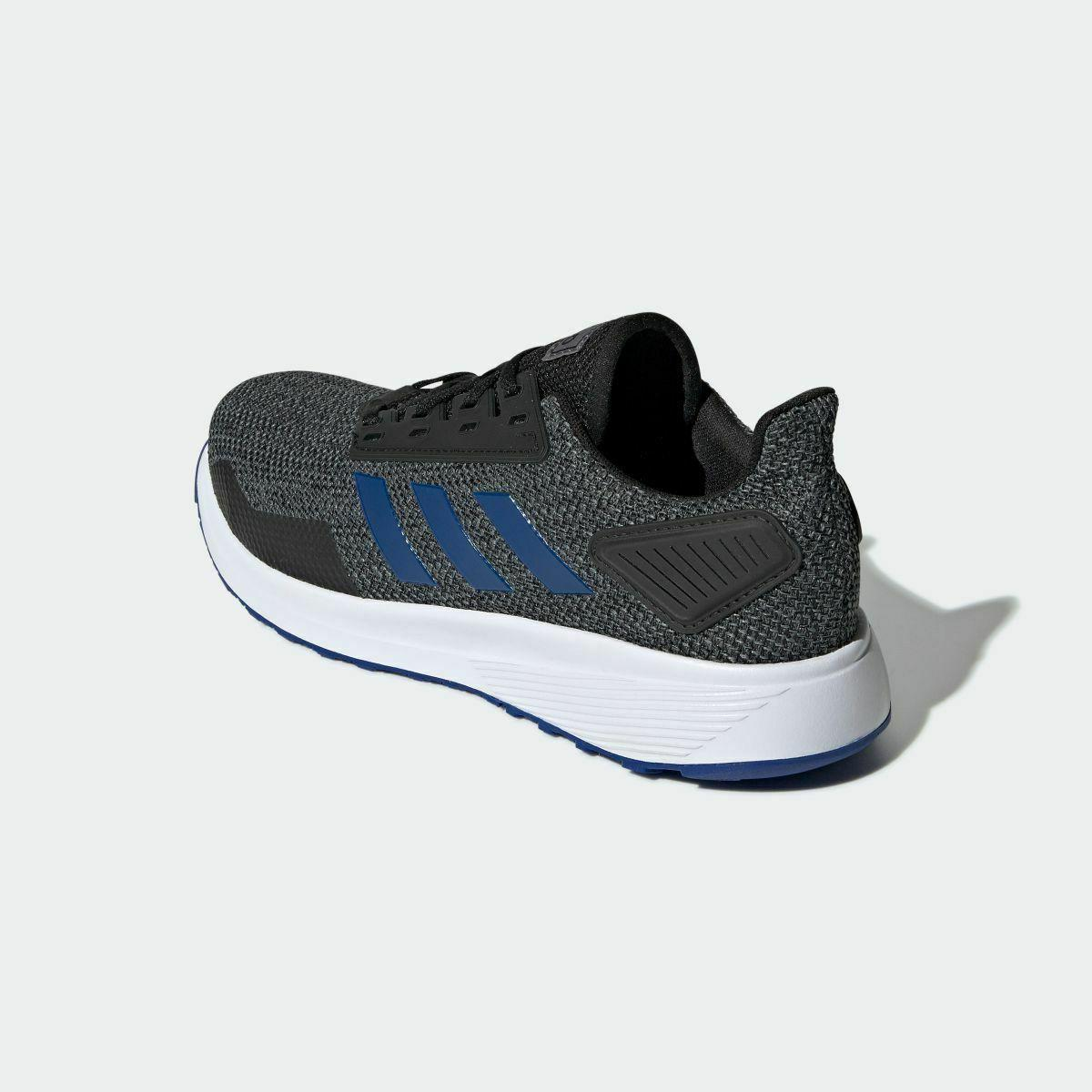 Adidas Duramo Black Blue Grey EE9685 Running Sizes
