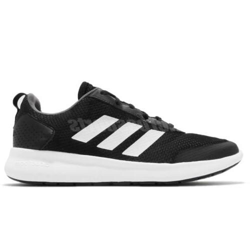 adidas Black Grey Running Shoes