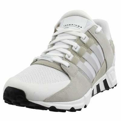 eqt support rf casual running shoes white