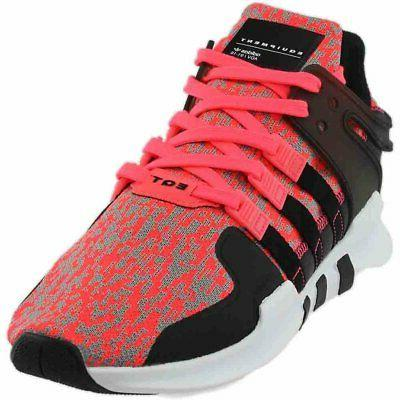 equipment support adv running shoes black mens