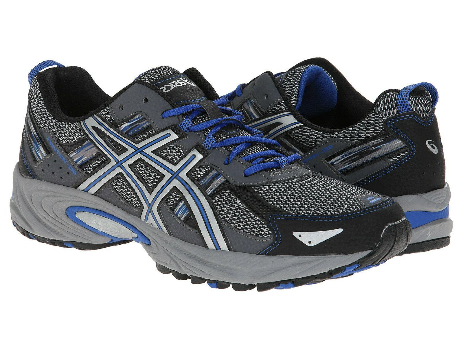 Flash Sale! NIB Men Asics Gel Venture 5 Trail Running Shoes