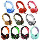 RockPapa Foldable Headphones Headset Folding for SmartPhones