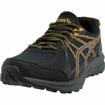 frequent trail casual running neutral shoes black