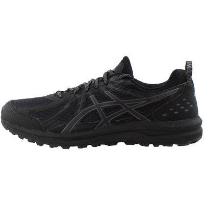 ASICS Frequent Trail Running Shoes Black - Mens